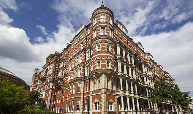 property in Knightsbridge