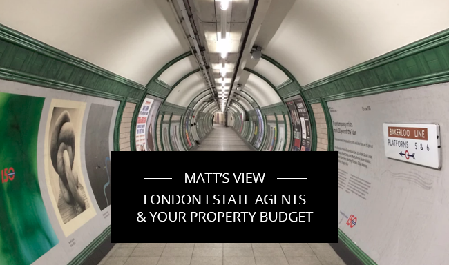 Matt's Astute view on property prices in London