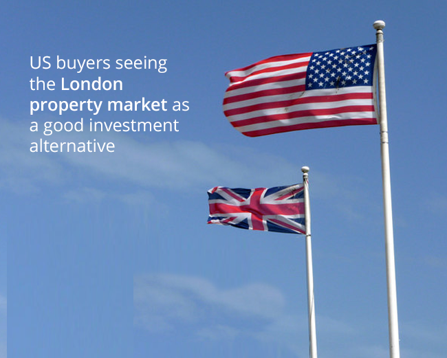 USA property investment in London