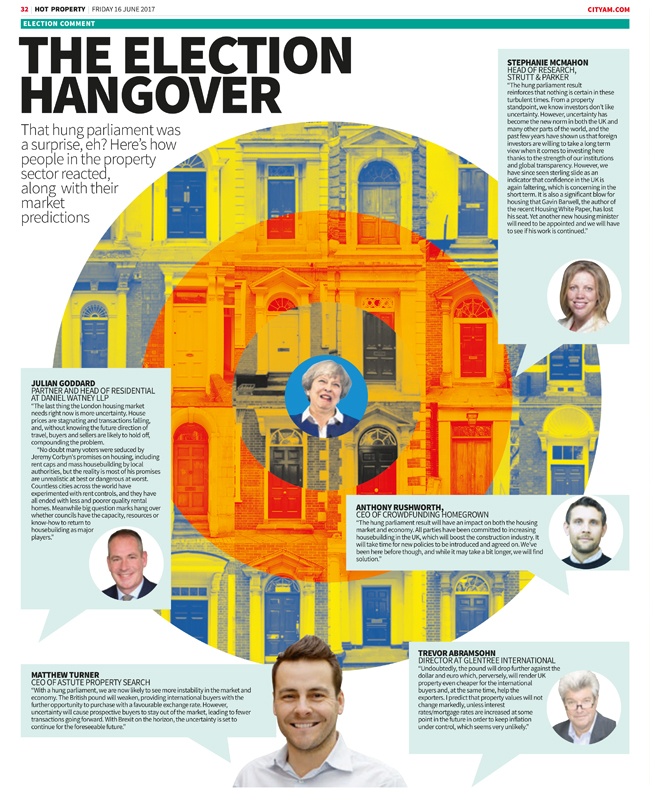 Election Hangover